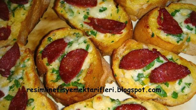 firinda-yumurtali-kasarli-ekmek-tarifi
