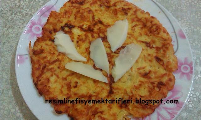 patatesli-kasarli-omlet