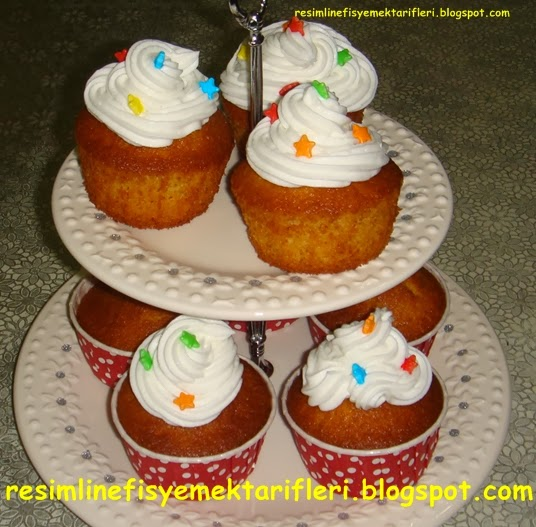 portakalli-mini-kek-tarifi muffin
