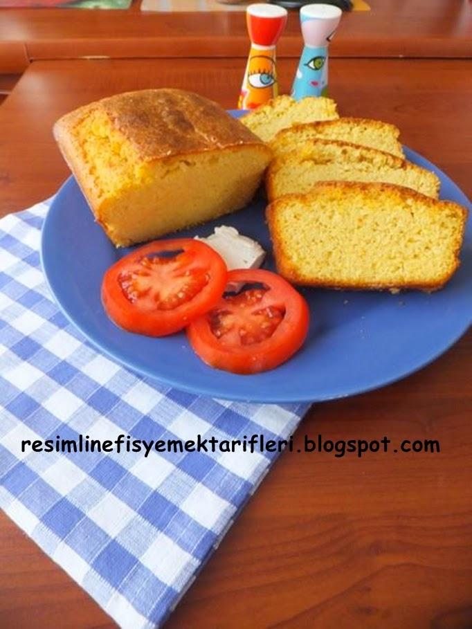 misir-unlu-kek-ekmek-tarifi