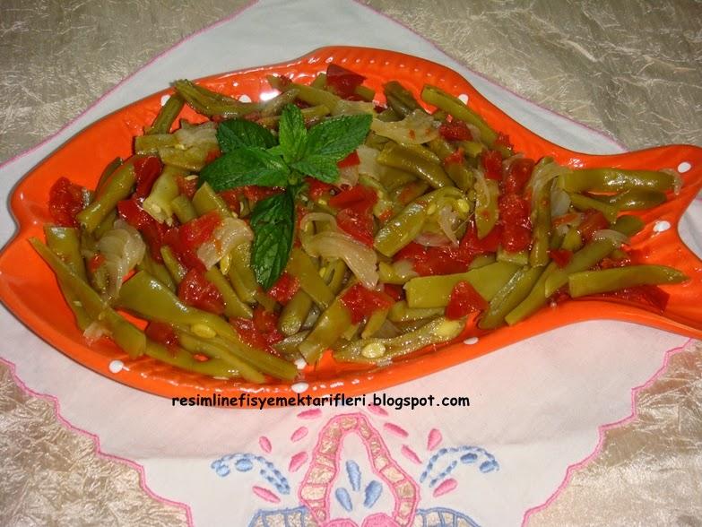 zeytinyağlı-fasulye