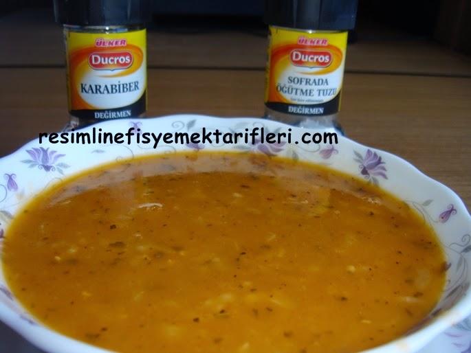 ezogelin-çorbası tarifi