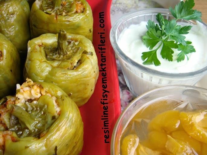 zeytinyağlı-biber-dolması-tarifi