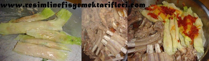 lahana sarması nasıl yapılır