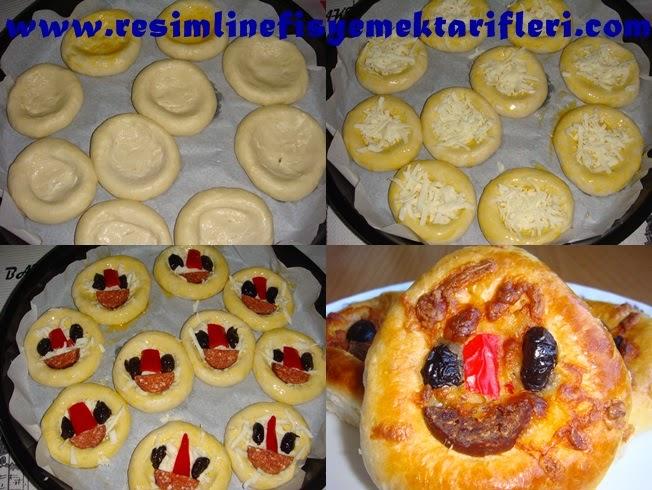 minik pizza nasıl yapılır