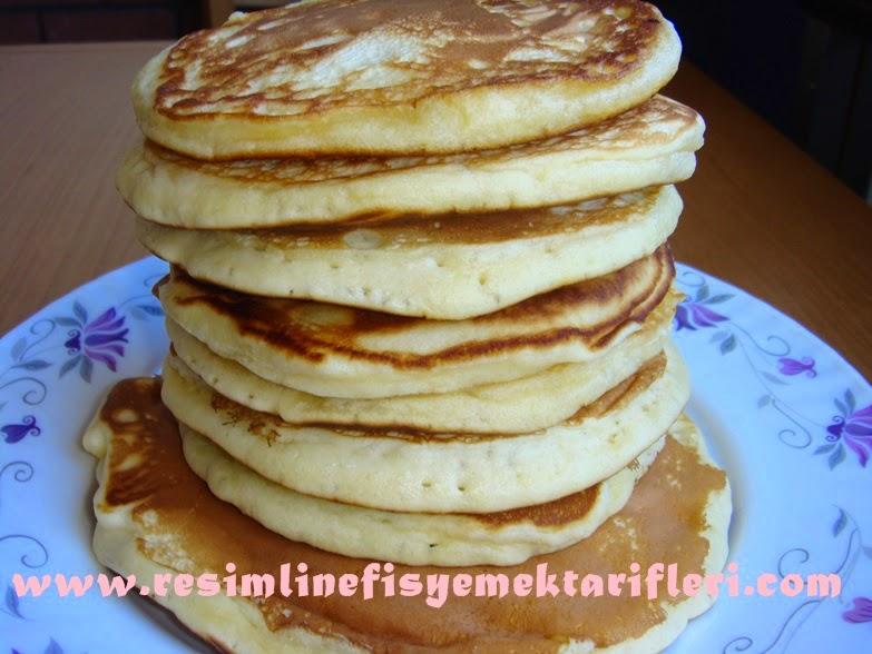 pankek-tarifi-pancake-tarifi