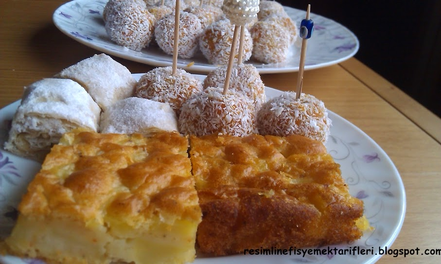 patatesli soğanlı kek