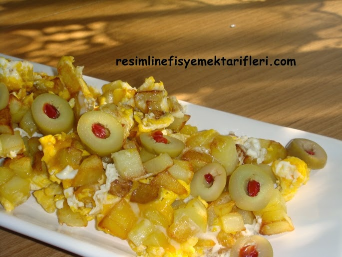 yumurtalı-patates-nasıl yapılır
