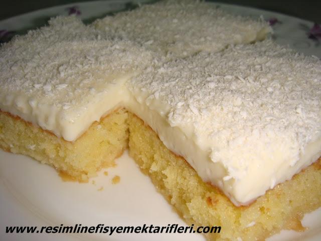 gelin pastası nasıl yapılır