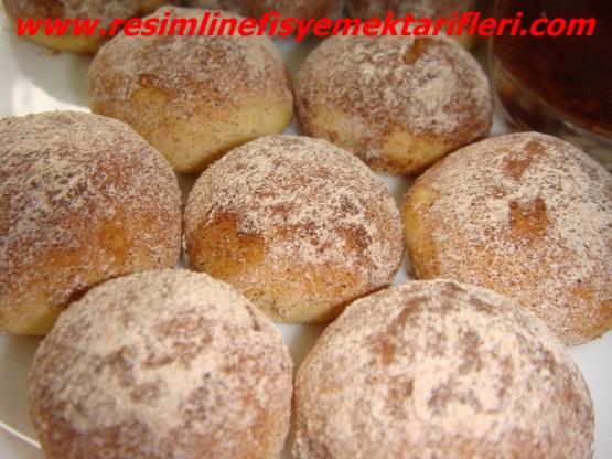 tarçınlı kurabiye nasıl yapılır