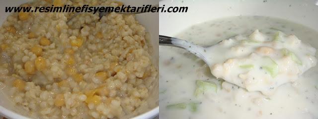kolay ayranlı çorba