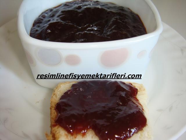 erik marmelatı nasıl yapılır