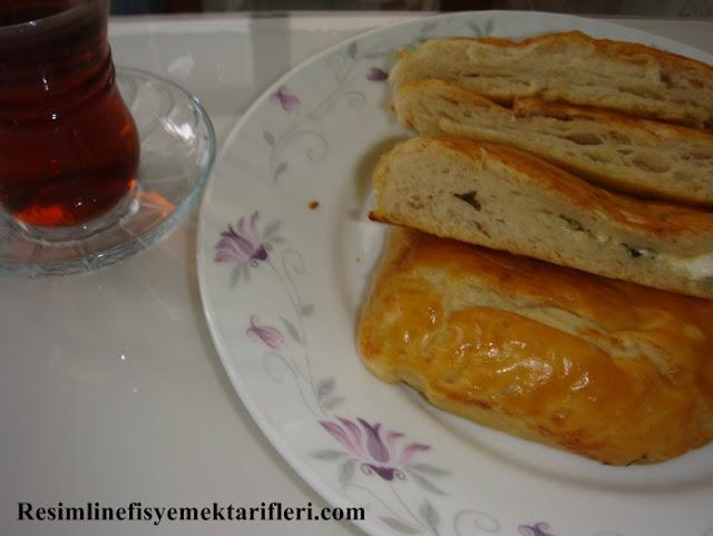 ekmek hamurundan börek